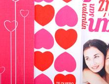 papeleria dipticos enamorados