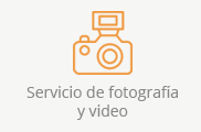 Servicio de fotografía y video
