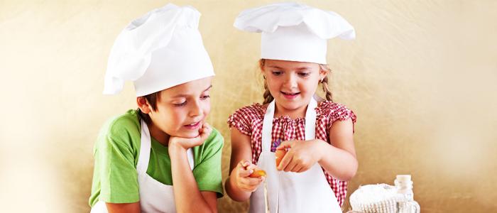 chef niños